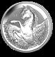 Pegasus - 2018 Reverse Frosted Silver Bullion - 20 pcs Coin Set