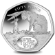 Guess How Much I Love You - 2020 Proof Sterling Silver 50p