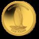 The Macaroni Penguin - 2020 Proof Fine 1/25oz Gold Coin - VAT FREE