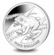 Tree Frog - 2018 Proof Sterling Silver