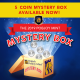 2020 Standard Mystery Box - 5 Coin Bundle