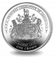 Princess Charlotte of Cambridge - 2015 Proof Sterling Silver Crown