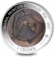 20th Anniversary of the Death of Princess Diana: Mother of Pearl Rose - 2017 Proof Fine Silver Coin