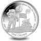50th Anniversary of the First Man on The Moon - 2019 Unc. Cupro Nickel Proof-Like Coin