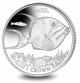 Queen Triggerfish - 2019 Uncirculated Cupro Nickel Coin
