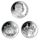Ascension Island 2014 - Centenary of World War I - Uncirculated Cupro Nickel Coin Set