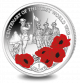 Centenary of the First World War: Last Post - 2018 Unc. Cupro Nickel Coloured Coin