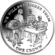 Ascension Island 2014 - Centenary of World War I: Signing of the Armistice - Sterling Silver Coin
