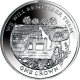 Ascension Island 2014 - Centenary of World War I: Cemetery of the Somme - Proof Sterling Silver Coin