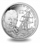Centenary of Shackletons Imperial Trans-Antarctic Expedition - 2015 Cupro Nickel