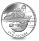 Crabeater Seal - 2017 Uncirculated Cupro Nickel Coin