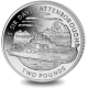 RRS Sir David Attenborough - 2019 Uncirculated Cupro Nickel