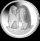 The Emperor Penguin - 2019 Uncirculated Cupro Nickel Coin