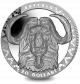 Big 5: Buffalo - 2019 Proof Fine Silver High Relief Coin