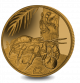 Coconut Crab - 2018 Golden Brown Titanium Coin