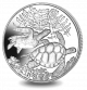 Green Turtle - 2017 Uncirculated Cupro Nickel Coin