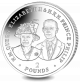 70 Years of HM Queen Elizabeth II and HRH Prince Philip: 80th Birthday - 2017 Unc. Cupro Nickel