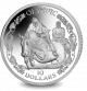 2020 Tokyo Summer Olympics - Equestrian - 2019 Proof Sterling Silver