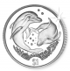 British Virgin Islands 2006 - The Dolphin - Uncirculated Cupro Nickel Coin