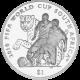 British Virgin Islands 2010 - FIFA World Cup South Africa™ - Leopard - Cupro Nickel Coin