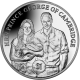 British Virgin Islands 2013 - Prince George's Christening - Uncirculated Cupro Nickel Coin