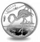 The Majestic Flamingo - 2015 Uncirculated Cupro Nickel Coin