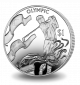 Brazil Summer Olympics Series: Golf - 2016 Cupro Nickel Coin