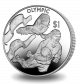 Brazil Summer Olympics Series: Rugby Sevens - 2016 Cupro Nickel Coin