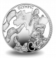 Brazil Summer Olympics Series: Triathlon - 2016 Cupro Nickel Coin