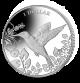 Hummingbird - 2017 Uncirculated Cupro Nickel $1 Coin