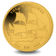 Limited Edition 1oz Gold Coin Proof-Like Commemorating 400 Years of the Mayflower