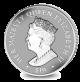 Queen Elizabeth II Sapphire Jubilee: Incuse Portrait - 2017 Proof Fine 1oz Silver Coin