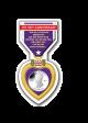 Centenary of Birth John F. Kennedy - 2017 Unc. Cupro Nickel in Purple Heart Pack