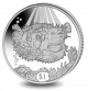 Porcupine Fish  - 2019 Uncirculated Cupro Nickel Coin
