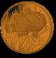 The Clownfish - 2018 Orange Titanium Coin