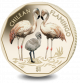Flamingos Series: Chilean Flamingo - 2019 Coloured Virenium Coin