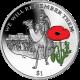 British Virgin Islands 2014 - Centenary of World War I: Lawrence of Arabia - Coloured Cupro Nickel