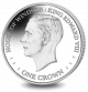 Centenary of House of Windsor: King Edward VIII - 2017 Uncirculated Cupro Nickel Coin