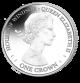 Centenary of House of Windsor: Queen Elizabeth II - 2017 Uncirculated Cupro Nickel Coin