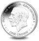 Centenary of House of Windsor: King George V - 2017 Uncirculated Cupro Nickel Coin