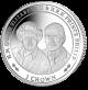 70 Years of HM Queen Elizabeth II & HRH Prince Philip: 90th Birthday - 2017 Unc. Cupro Nickel