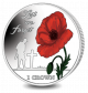 35th Anniversary of the Falklands Liberation - Lest We Forget - 2017 Coloured Cupro Nickel Coin