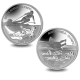 Winter Olympics South Korea: Ice and Snow Sports  - 2017 Proof Sterling Silver - 2 Coin Set