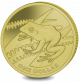 Tree Frog - 2018 Yellow Titanium Coin