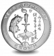 Isle of Man 1996 - Chinese New Year: Year of the Rat Coin - Uncirculated Cupro Nickel