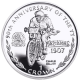 Isle of Man 1997 - 90th Anniversary of the TT Races:Charlie Collier - Uncirculated Cupro Nickel Coin