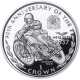 Isle of Man 1997 - 90th Anniversary of the TT Races: Omobon Tenni - Uncirculated Cupro Nickel Coin