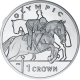 Isle of Man 2012 - Olympic Collection: Equestrian - Uncirculated Cupro Nickel Coin