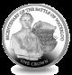 Bicentenary of the Battle of Waterloo - Wellington - 2015 Cupro Nickel Crown