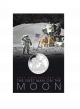 50th Anniversary of the First Man on The Moon - 2019 Unc. Cupro Nickel Coin in Pack:10 Packs  + 1 Free